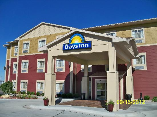 Days Inn Ellis: Award Winning 2nd Place Days Inn USA