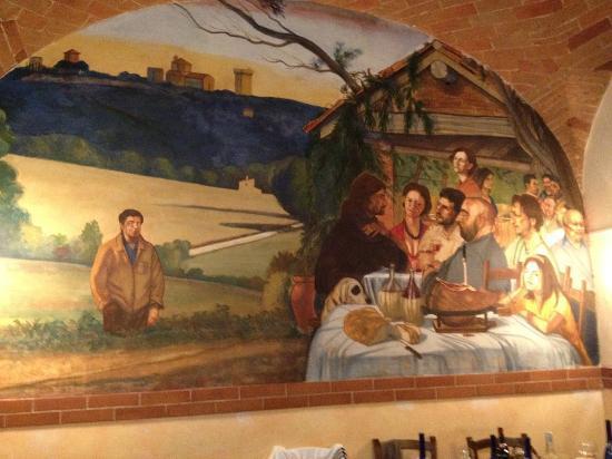 Ben Long Fresco: Ben Long's fresco