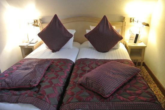 Auberge Saint-Pierre: Comfy beds