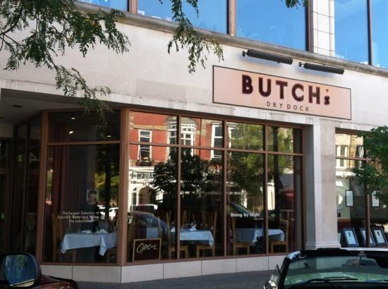 Butch's Dry Dock: Butch's on 8th