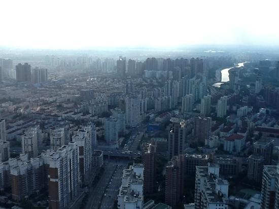 Renaissance Shanghai Zhongshan Park Hotel: From the 58th floor