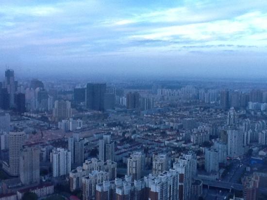 โรงแรมเรอเนสซองซ์ เซี่ยงไฮ้ จงซัน พาร์ค: 58th Floor