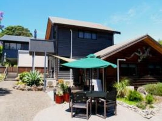 Tairua Coastal Lodge : Lodge