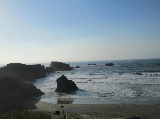 Bandon Beach Motel: Coast