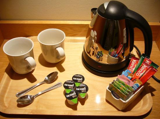 Holiday Inn Taunton M5, Jct. 25: coffe