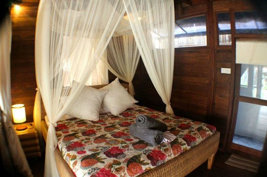 Tigerlillys Boutique Hotel: Bali chic double bed room