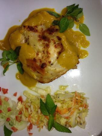BergBlick Restaurant: Pinakbet Lasagna My favorite