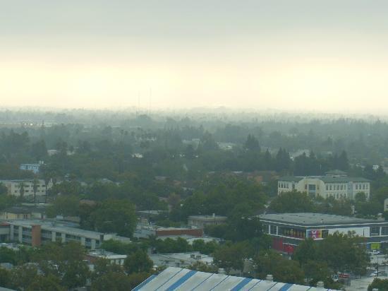 Hilton San Jose: View