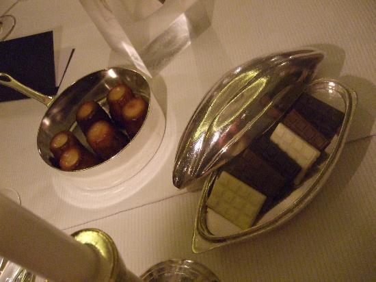 L'Assiette Champenoise: デセール1