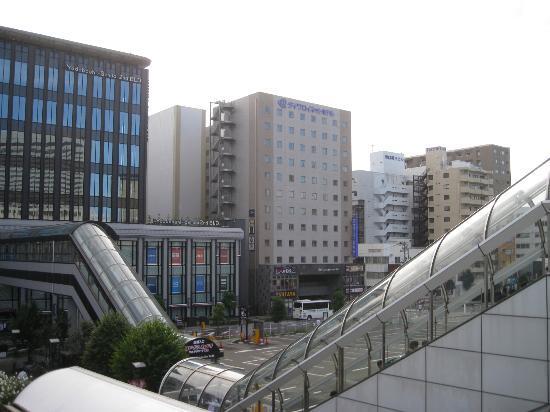 仙台駅東口からすぐです。
