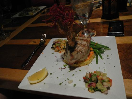 The Mediterranean Gourmet: Seafood Stack