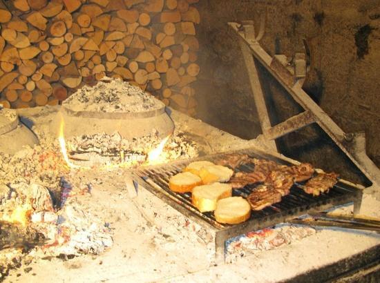 Sabunjar: grilled lamb