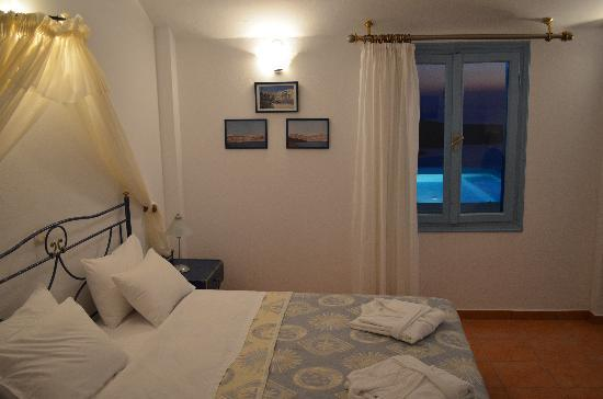 Kastro Suites Santorini: Our Room