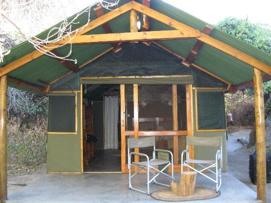 Guma Lagoon Camp: Tent accomdation