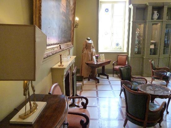 Hotel de Paris: atmosphère...