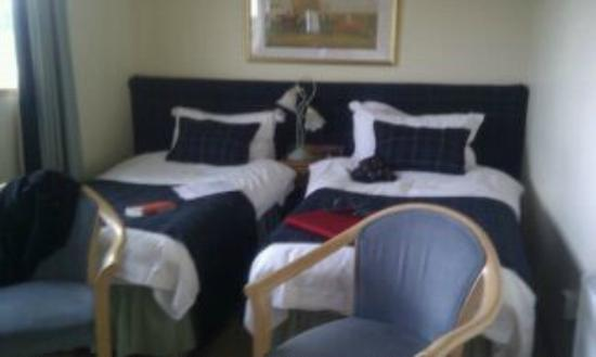 Scottish Equestrian Hotel: My Room Epsom