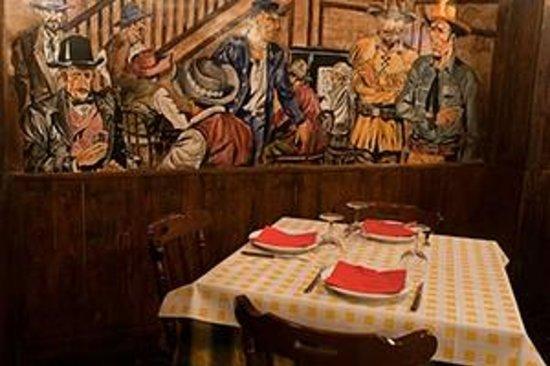 Bisonte Nero: il saloon
