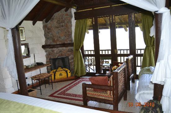 Great Rift Valley Lodge & Golf Resort: Habitación