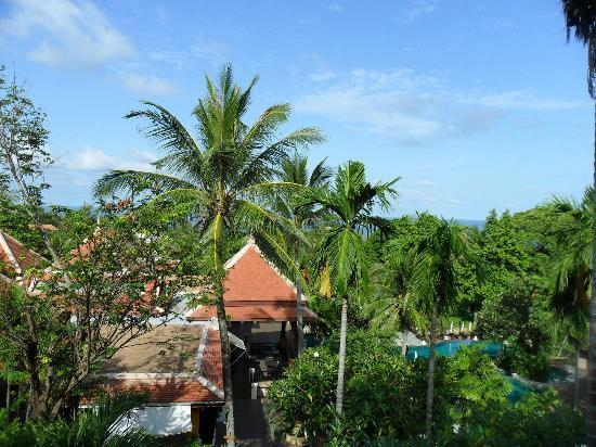 Andaman Cannacia Resort: View From Room