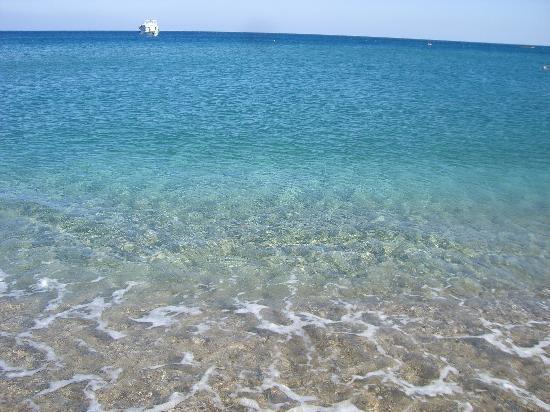 Salora Studios-Apartments: acqua di stegna beach