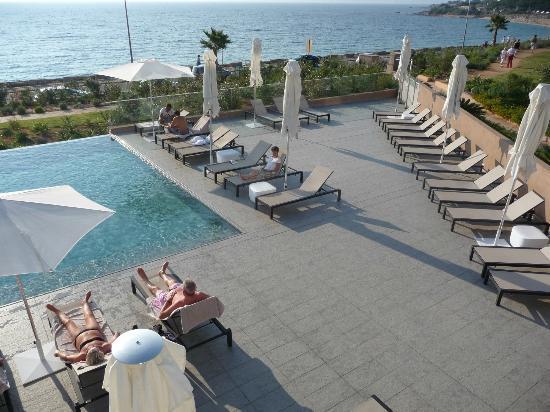 Radisson Blu Resort & Spa, Ajaccio Bay : tres agreable endroit
