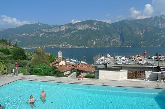 Hotel Belvedere Bellagio: Lake Como & Hotel Pool
