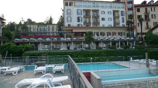 貝爾維迪爾飯店照片