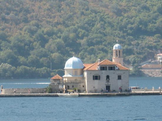 Our Lady of the Rocks : Perast
