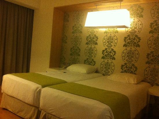 NH Gent Belfort: Hotelkamer
