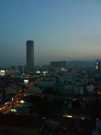 Cititel Penang: Evening!