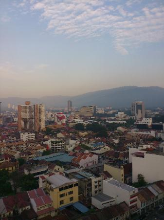 Cititel Penang: Morning!