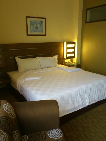 Cititel Penang: Inside Pinnacle Room 1803