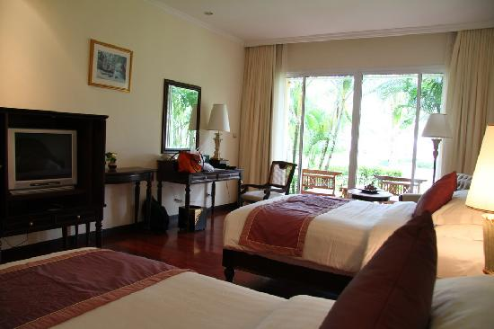 Sofitel Krabi Phokeethra Golf & Spa Resort: our room