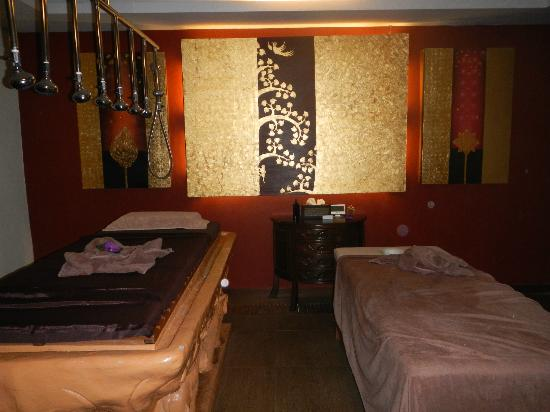 Khum Phaya Resort & Spa, Centara Boutique Collection: Spa Room
