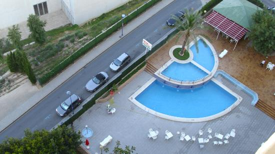 Primavera Park Hotel And Apartments Benidorm Costa Blanca