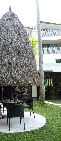 Kupu Kupu Jimbaran & Bamboo Spa by L'Occitane: Frühstück