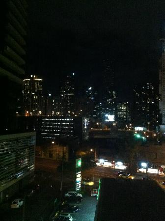 Urban Central: View from room