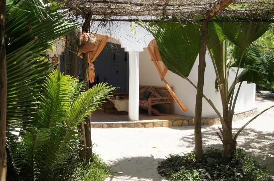 Casa Umoja: Das Haupthaus