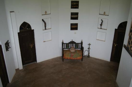 Casa Umoja: Innenbereich des Haupthauses