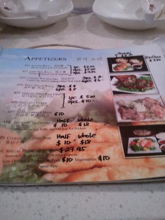 Pho 32 & Shabu : menu detail.. with tips