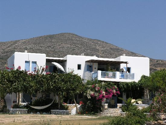 Ilios of Paros: General View