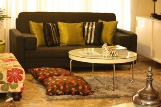 Island's Leisure Boutique Hotel and Spa - Dumaguete: Sitting area