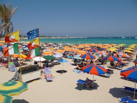 Spiaggia di San Vito lo Capo: Colori