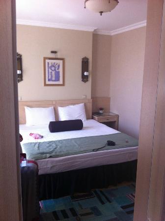 Hotel Seraglio: CAMERA MATRIMONIALE 2 PIANO