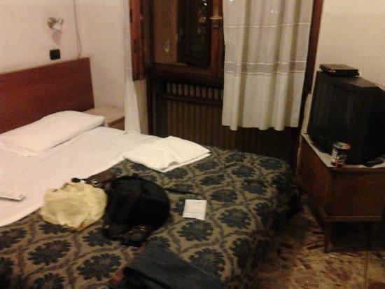Hostel Central Station: room