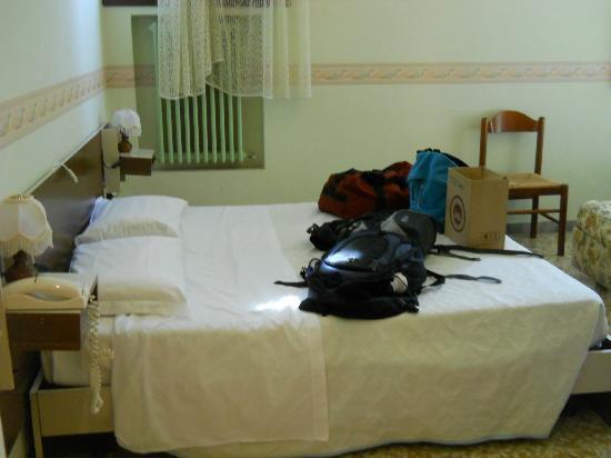 Locanda Sant'Anna : een deel van de kamer