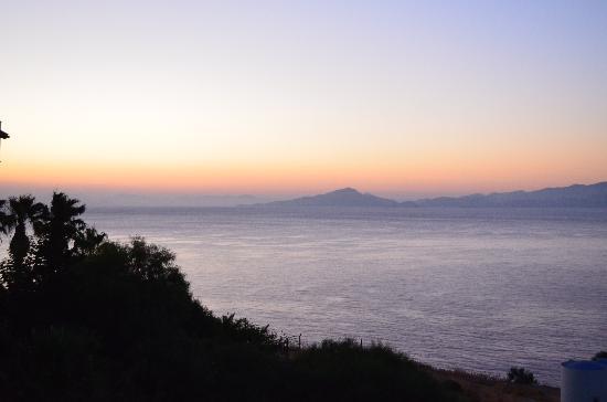 Villa Asina: Odadan Simni Manzarası