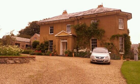 Beachborough Country House: Beachborough B&B