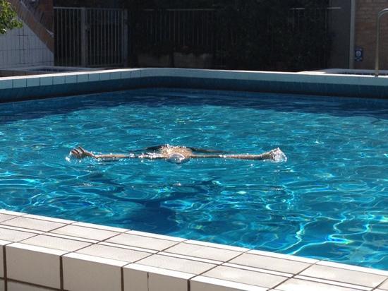 Hotel Terme Villa Piave : le piscine...