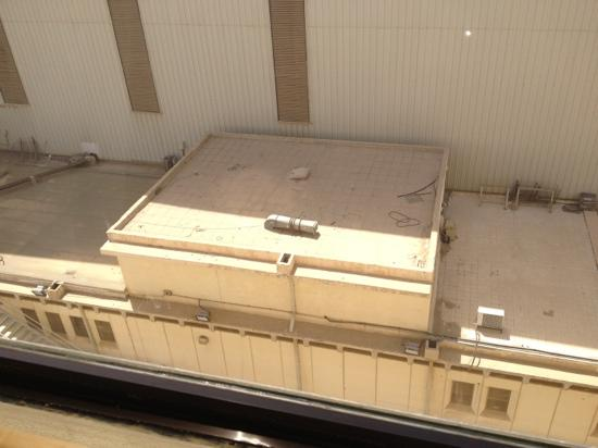 Safir Airport Hotel: view from room 530